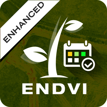 Enhanced Normalized Difference Vegetation Index