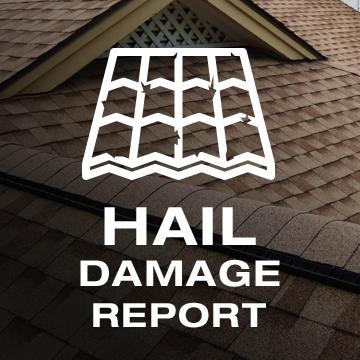 Hail Damage Report