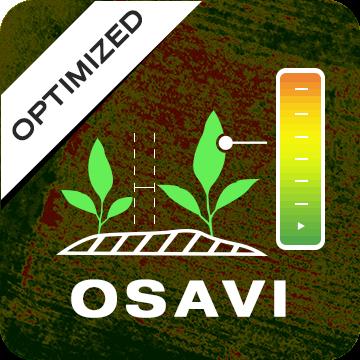 Optimized Soil Adjusted Vegetation Index
